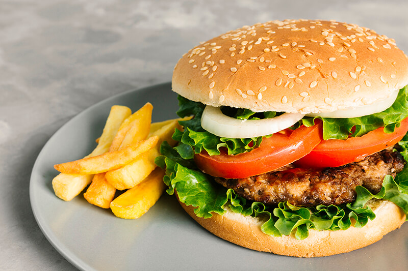 Testy Burger