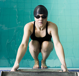 Swim Class for kids